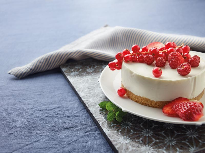 Cheesecake di Gorgonzola